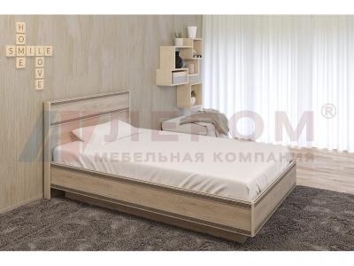 Кровать c подъемным механизмом КР-1002 1400х2000 Гикори Джексон светлый