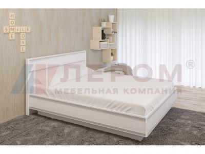 Кровать c подъемным механизмом КР-1004 1800х2000 Снежный Ясень