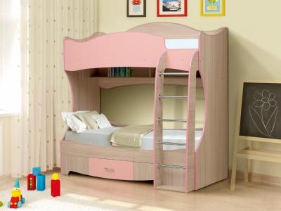 Кровать детская двухъярусная Юниор-7