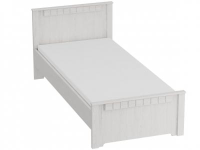Кровать детская Прованс без основания 970х2071х850 Бодега белая