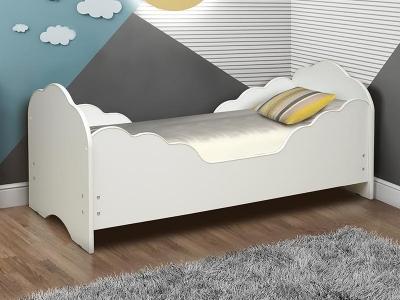 Кровать детская с бортом Малышка №5