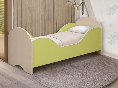 Кровать детская с бортом Малышка №7