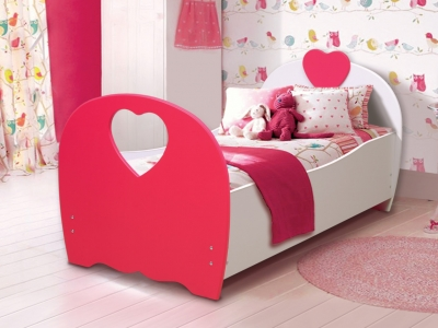 Кровать детская Сердце