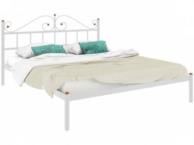 Кровать Диана белая