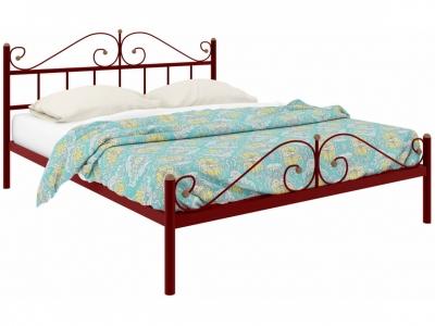 Кровать Диана Plus красная