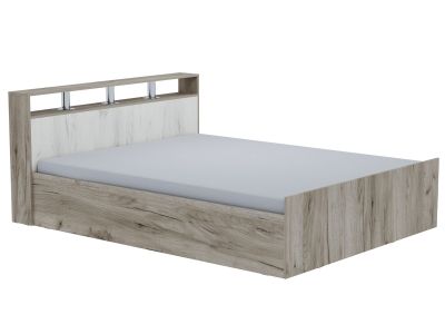Кровать двойная 1200 Ольга 17