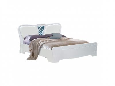 Кровать двойная 1600 Ольга 12 МДФ