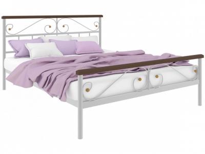 Кровать Эсмеральда Plus белая