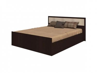 Кровать Фиеста 1400 венге/лоредо