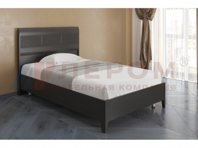Кровать КР-2762 1400х2000 Дуб Венге
