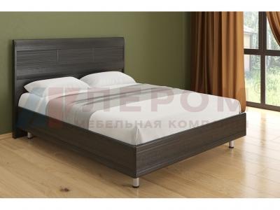 Кровать КР-2804 1800х2000 Дуб Венге