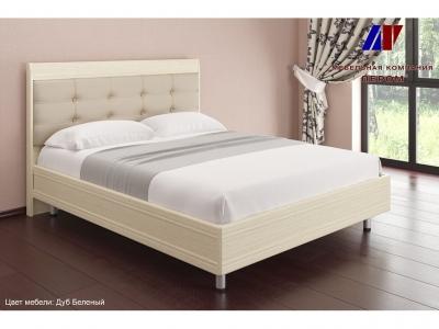 Кровать КР-2853 1600х2000 Дуб Беленый