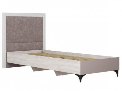 Кровать КР-39 с бескоркасным ортопедическим основанием МС Фьюжн