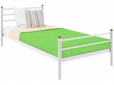 Кровать Милана Мини Plus белая