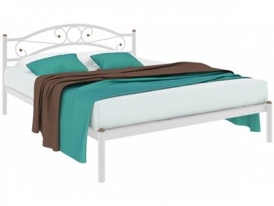 Кровать Надежда белая