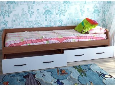 Кровать одноярусная №12