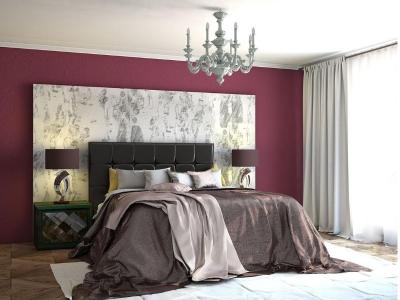 Кровать Richmond 120 черный