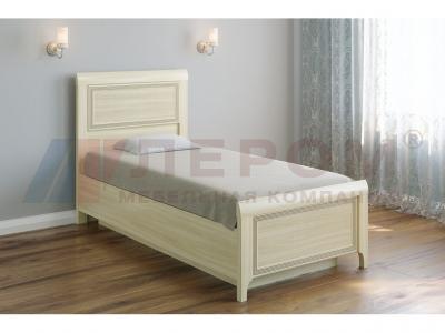 Кровать с ортопедом КР-1025 900х1900 Ясень Асахи