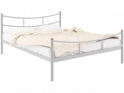 Кровать София Plus белая