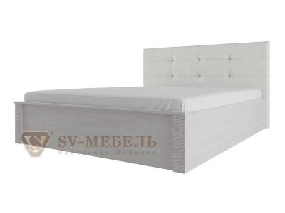 Кровать универсальная мягкая 1400 Гамма 20 Сандал светлый без основания
