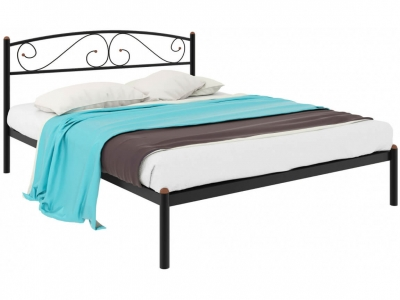 Кровать Вероника черная