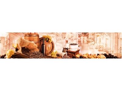 Кухонный фартук Композит KM 187