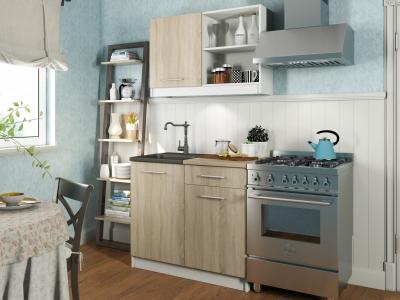Кухонный гарнитур Алиса мини №1 Дуб Сонома