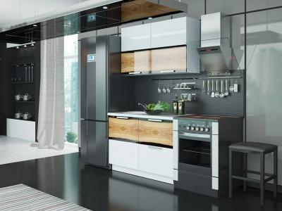 Кухонный гарнитур Фэнтези Вуд 1,2м