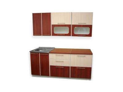 Кухонный гарнитур Ирбея 1.8 древесный