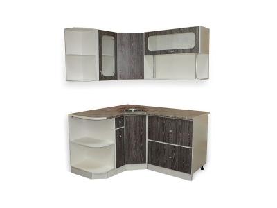 Кухонный гарнитур Ирбея 6.1.5 Р древесный
