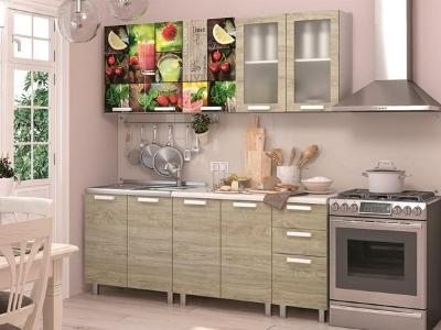 Кухонный гарнитур Санрайс 2000