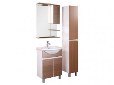 Мебель для ванной Дели Шоколад
