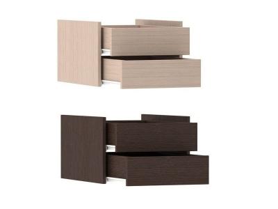 Модуль с ящиками для шкафа-купе