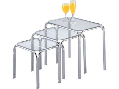 Набор кофейных столиков ЕР60129U 3 шт