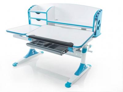 Парта Mealux Aivengo - L BD-720 WP синяя