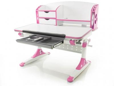 Парта Mealux Aivengo - M BD-700 WP розовая