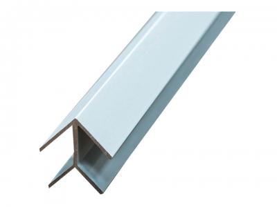 Планка угловая для панелей 6 мм ДО-014