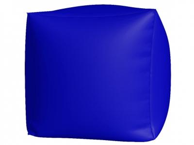 Пуфик Куб макси нейлон синий