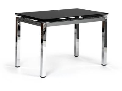 Стол Campana (mod.346) Хром + Черный