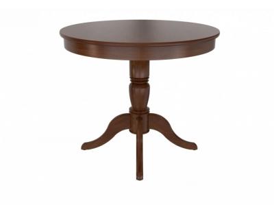 Стол деревянный Фламинго 1 темный орех