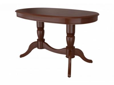 Стол деревянный Фламинго 9 темный орех
