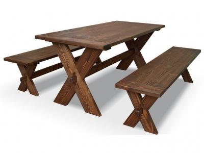 Стол для кафе №10 180х80 Ирбея
