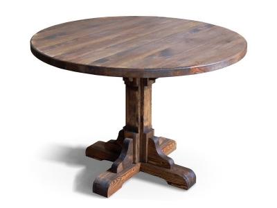 Стол для кафе № 6 круглый D-110 Ирбея