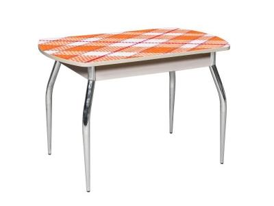 Стол обеденный Грация 1110 не раздвижной клетка 1