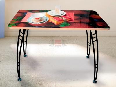 Стол обеденный из стекла - 19 Фант