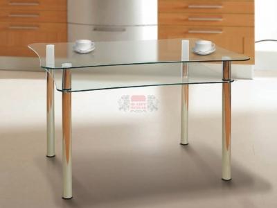 Стол обеденный из стекла - 3 Фант