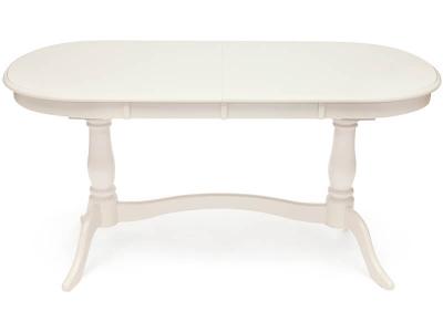 Стол раскладной Siena (sa-t6ex2l) Ivory White (Слоновая Кость 2-5)