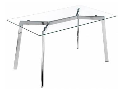 Стол стеклянный Modern 140