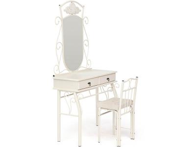 Столик туалетный Canzona Белый