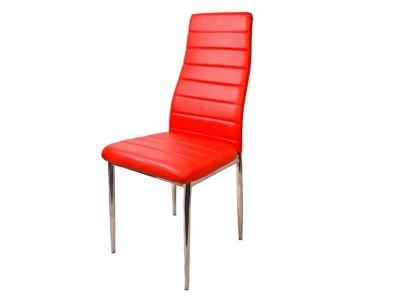 Стул F 261-3 ( Y 1) Красный